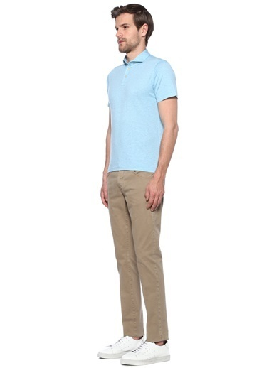 Fedeli Tişört Mavi
